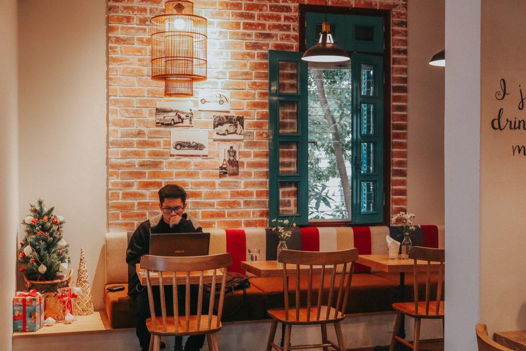 Quán cafe làm việc cho Freelancer tại Hà Nội - Lami Coffee