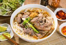 Bún bò Huế Hà Nội