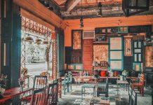 Cafe vintage ở Đà Nẵng