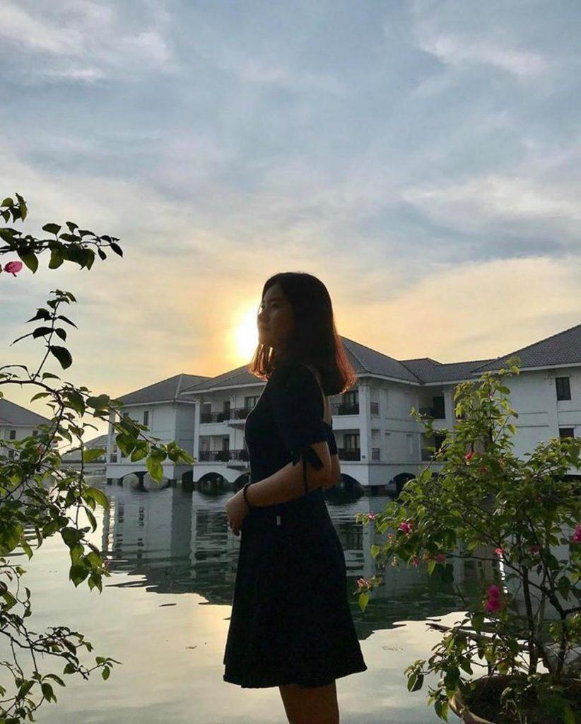 Chụp ảnh hot nhất dịp Tết - Hảm Từ Hoa