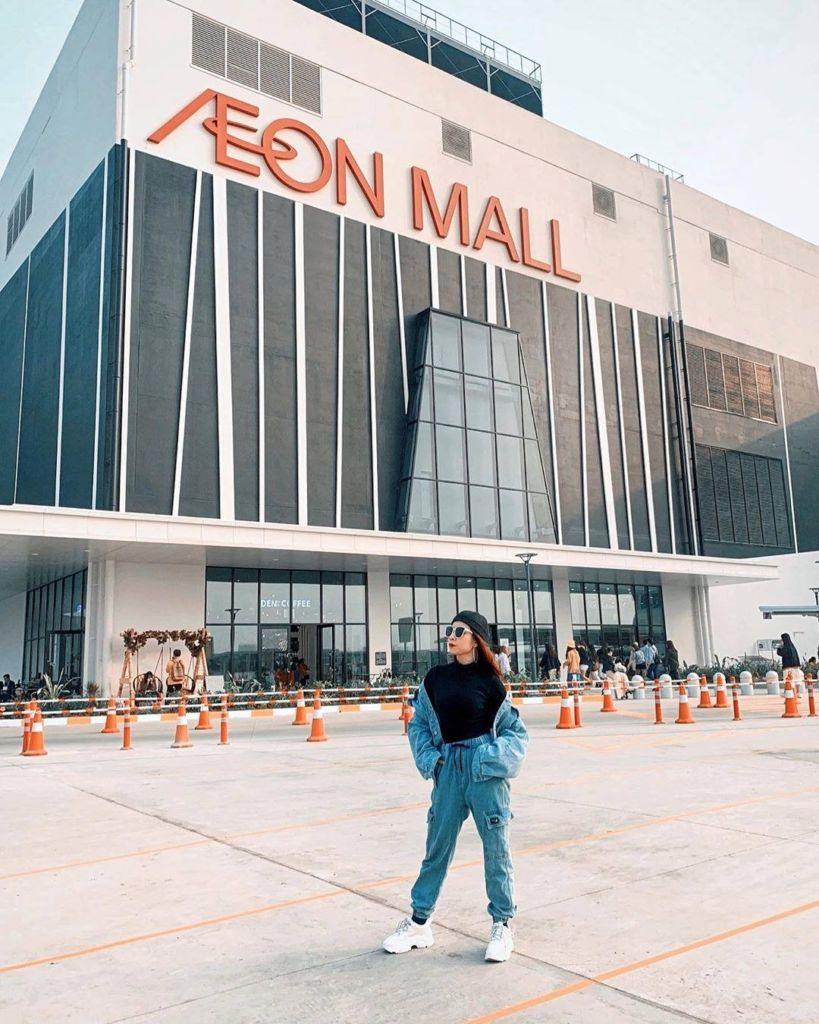 Chụp ảnh hot nhất dịp Tết - AEON Mall Hà Đông