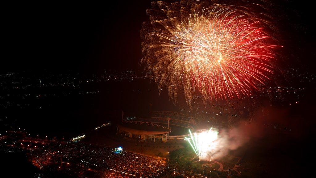 Địa điểm bắn pháo hoa Tết nguyên đán 2020 ở Hà Nội