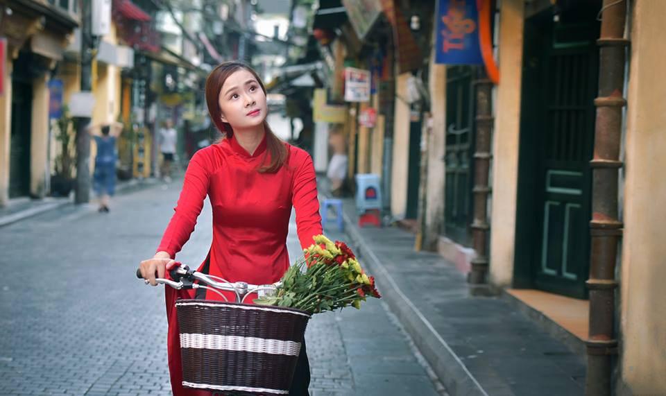Điểm chụp ảnh đẹp ngày Tết - phố cổ Hà Nội