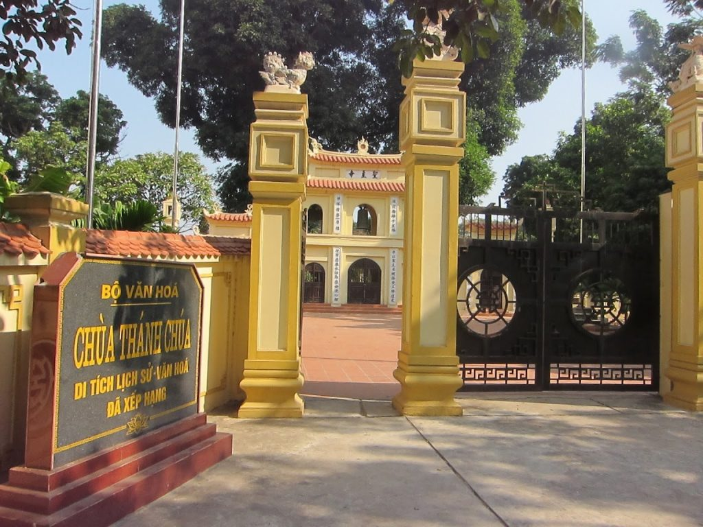 Những ngôi chùa linh thiêng tại Hà Nội