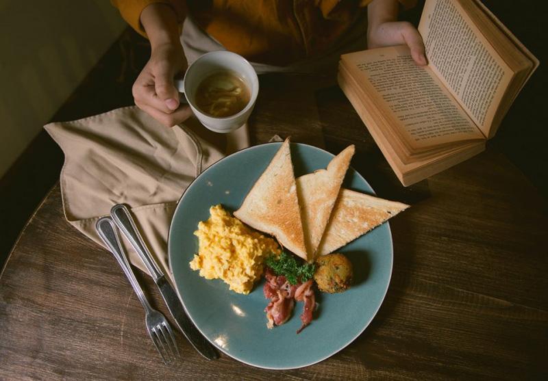 Menu tại Xofa Cafe