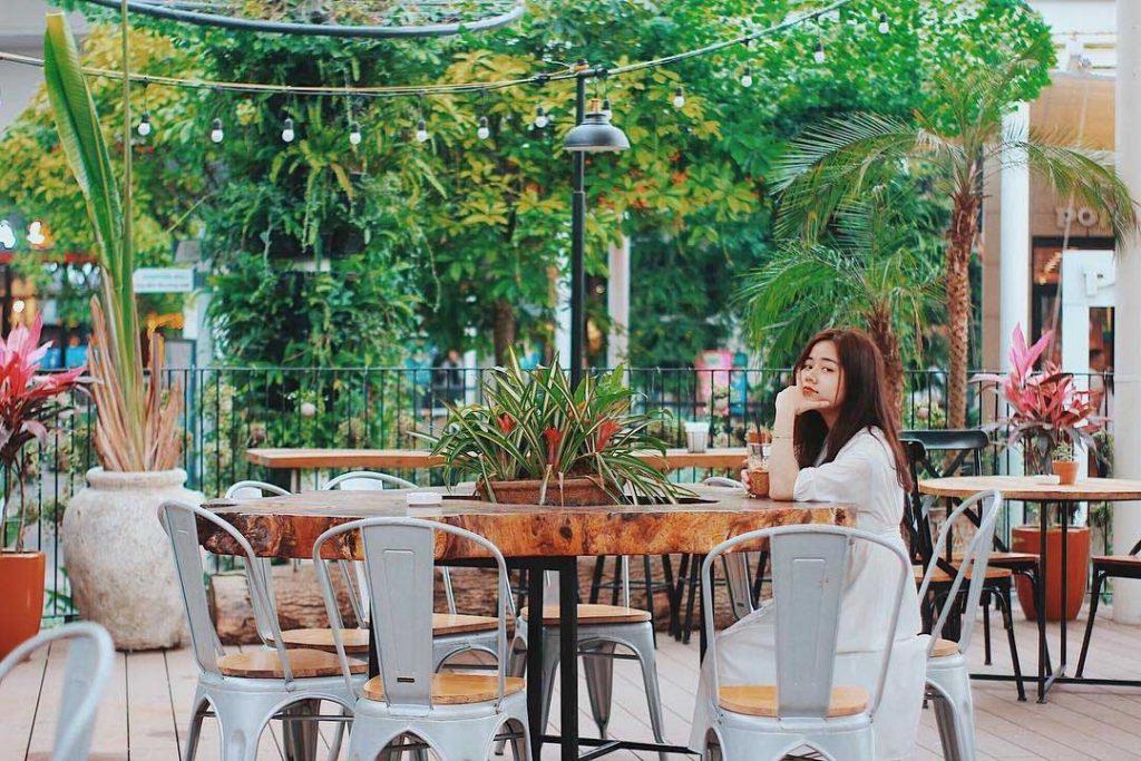 Quán cafe làm việc cho Freelancer tại Hà Nội - Gardenista