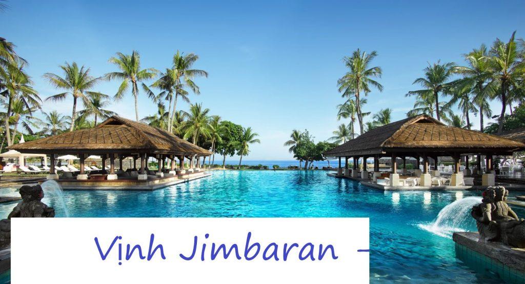 Du lịch Bali- Vịnh Jimbaran