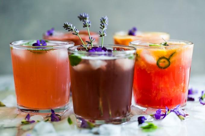 Mocktail ngọt ngào, quyến luyến nơi đầu lưỡi