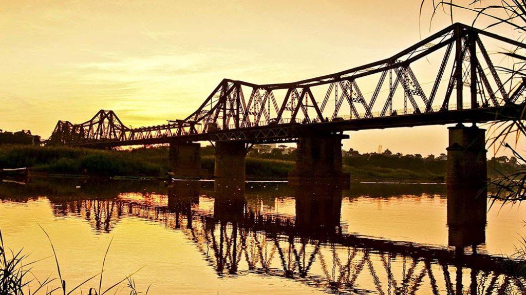 Dấu vết của những năm tháng lịch sử in đậm lên cầu Long Biên, chứng nhân lịch sử