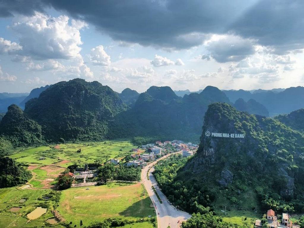 Vườn quốc gia Phong Nha - Kẻ Bàng tại Quảng Bình