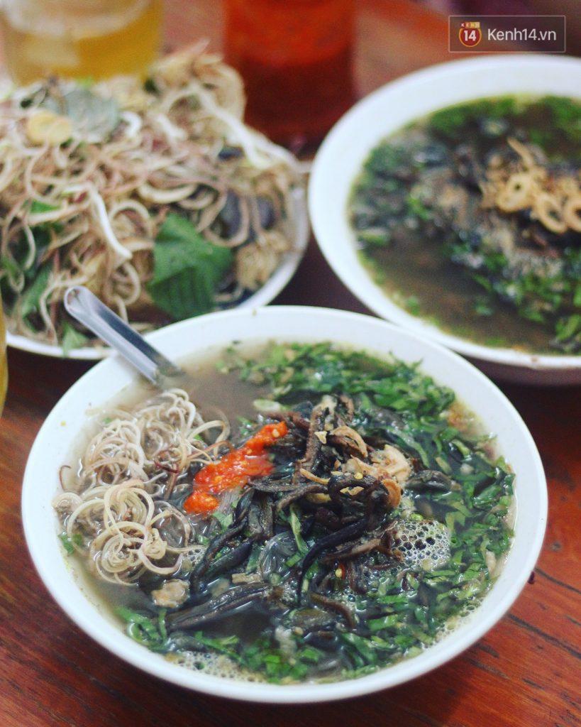 Miến lươn - Đặc sản Ninh Bình