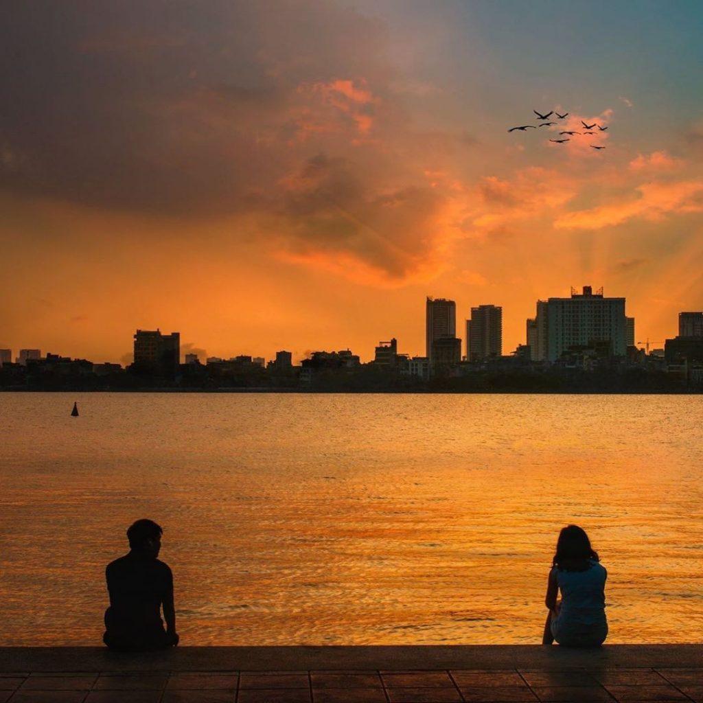 Đi chơi Valentine ở Hà Nội