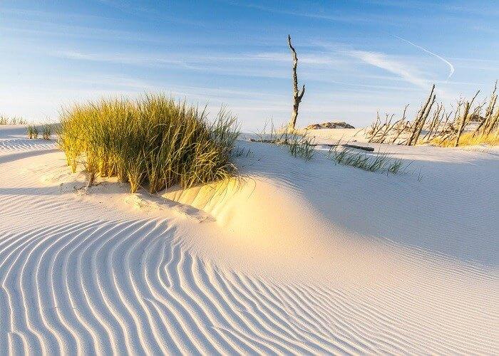 Cồn cát siêu đẹp ở Ba Lan