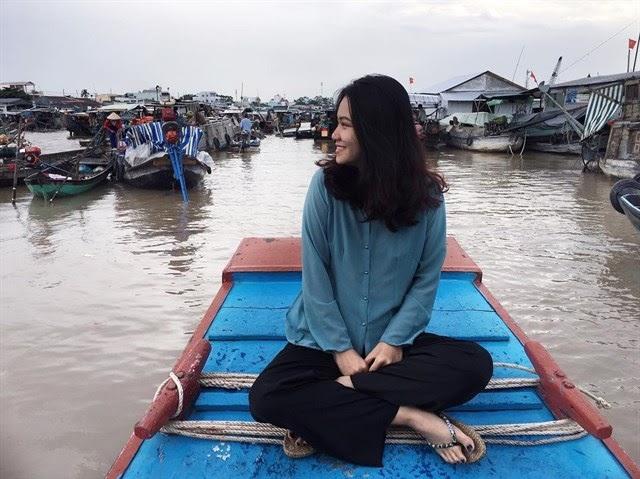Check in chợ nổi Cái Răng, hòa mình vào khung cảnh sông nước yên bình
