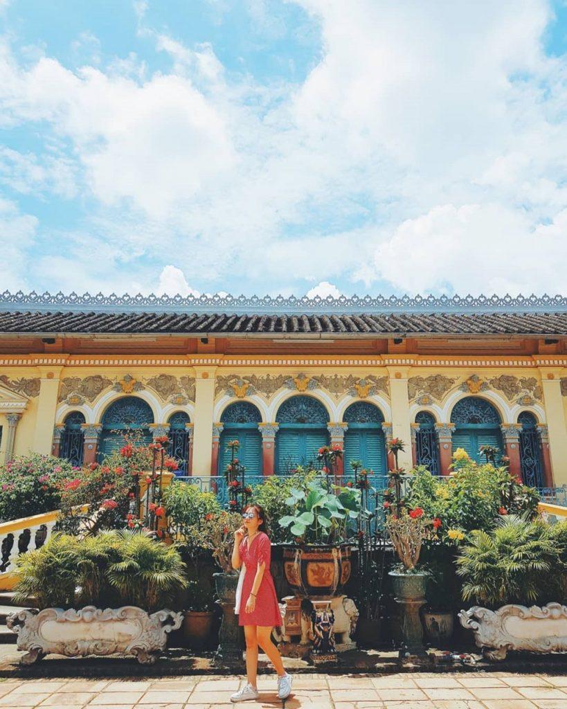 Nhà cổ Bình Thủy - du lịch Cần Thơ