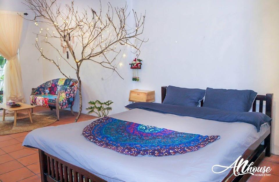 Phòng ngủ của AN House homestay