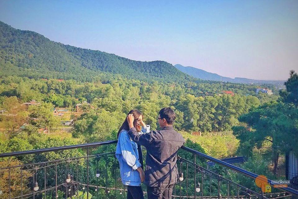 Địa điểm lý tưởng dành cho các cặp đôi