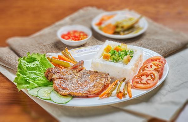 Cơm tấm - Món ngon Sài Gòn