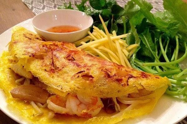 Bánh xèo Sài Gòn