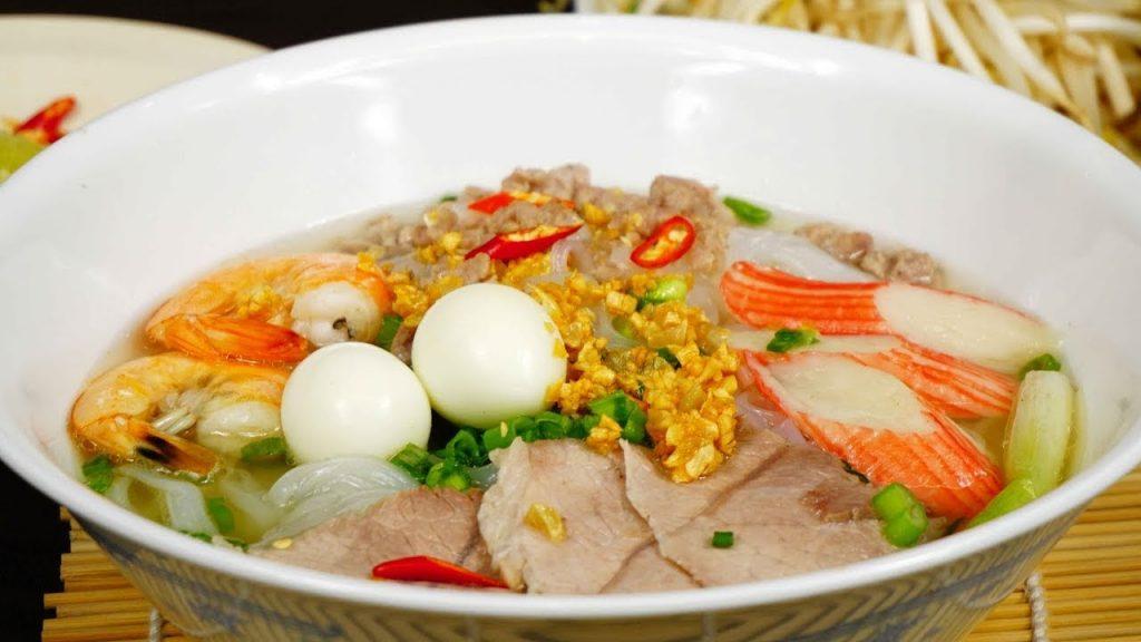 Hủ tiếu Nam Vang - Món ngon Sài Gòn