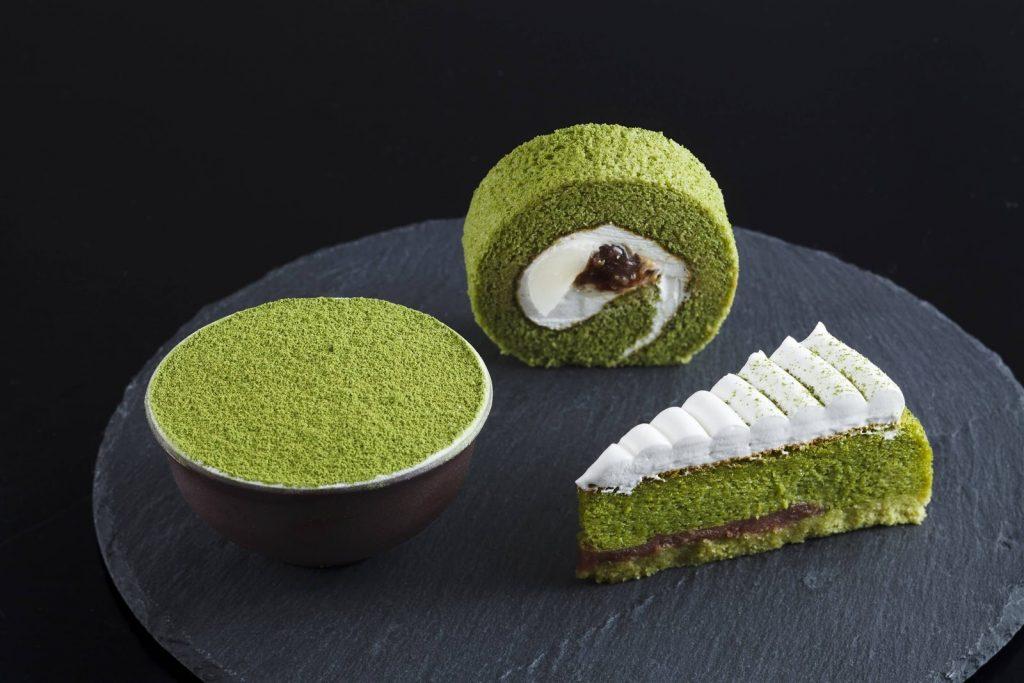 Những món ăn từ matcha