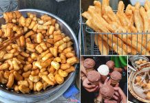 Những món ăn vặt 10k