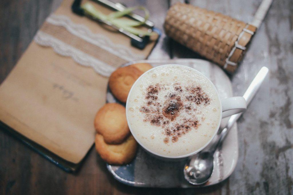 quán cà phê trứng ở Hà Nội