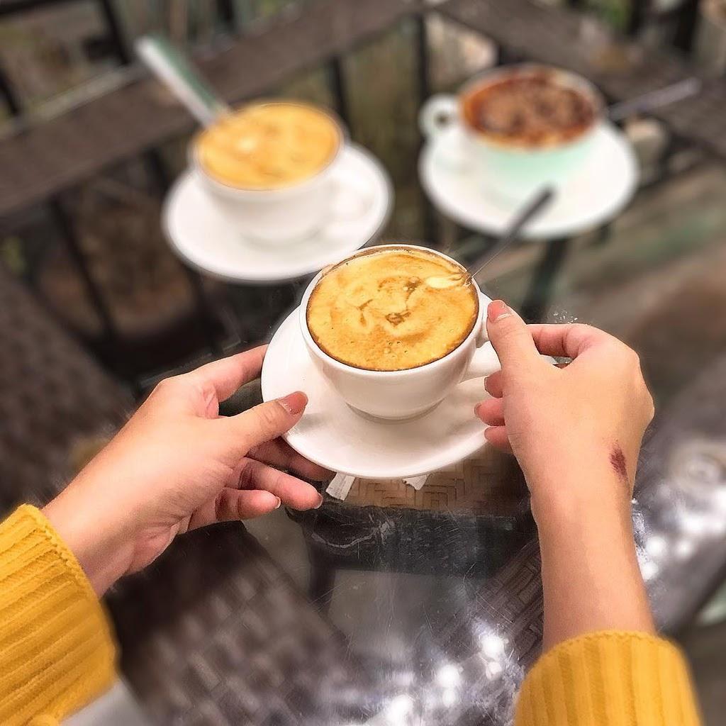Quán cà phê Phố cổ