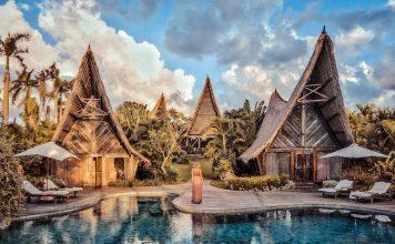 Resort tuyệt nhất Bali