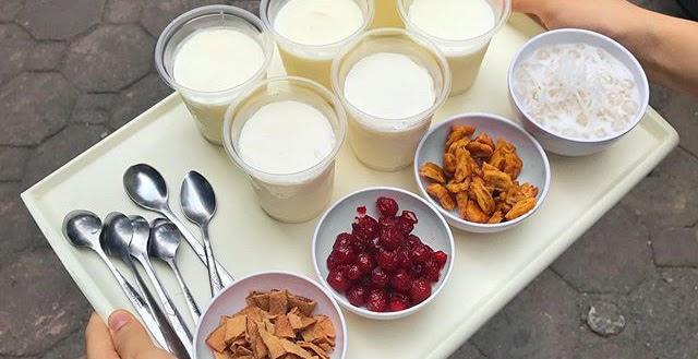 Sữa chua trắng cũng có tính gây nghiện cao.