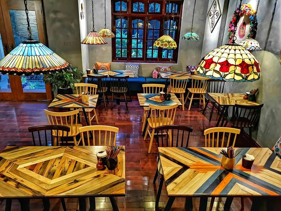 nhà hàng chay Veggie Castle