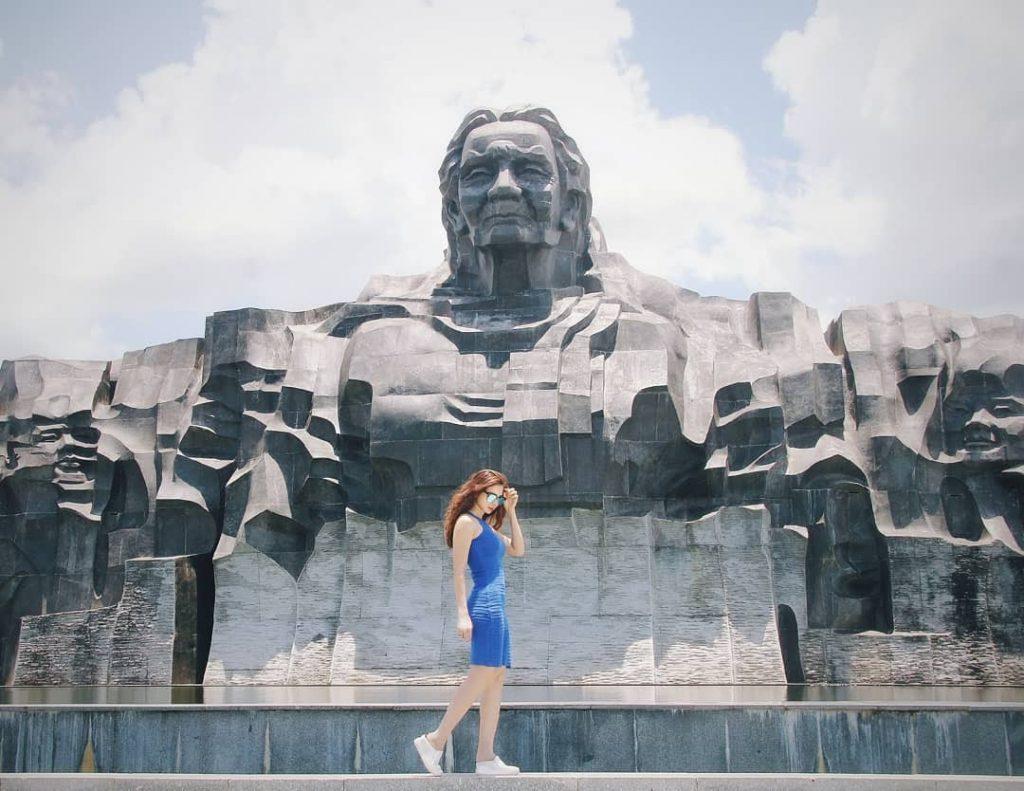 Tượng đài Mẹ Việt Nam anh hùng, tưởng nhớ tri ân người Mẹ anh hùng dân tộc