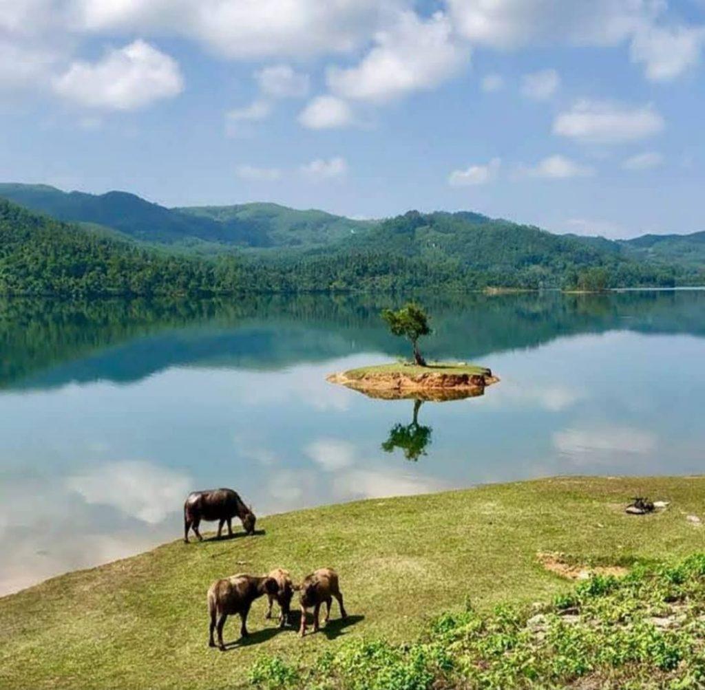 Phú Ninh, thiên đường du lịch sinh thái