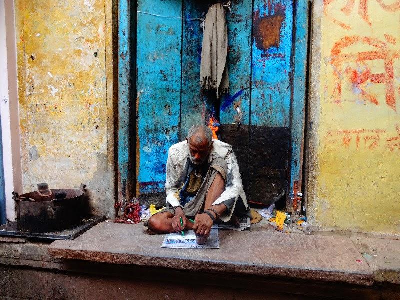 Đời sống giản dị của người dân Varanasi