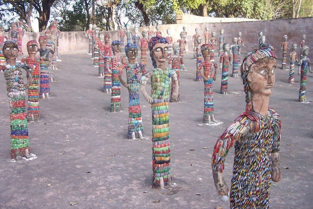 Những câu chuyện về Ấn Độ cũng được thể hiện qua những tác phẩm nghệ thuật này