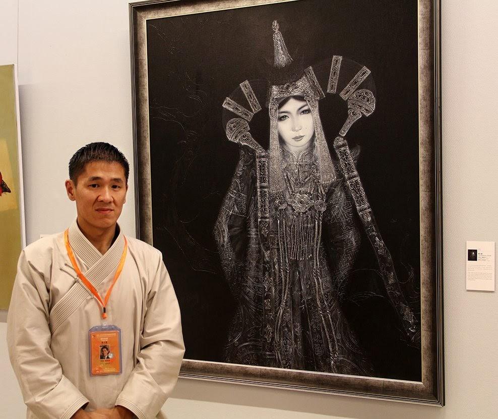 Sự đa dạng về văn hóa của Mông Cổ đều được trưng bày tại Bảo tàng mỹ thuật Zanabazar