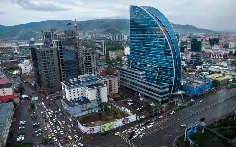 Thủ đô Ulaanbaatar: