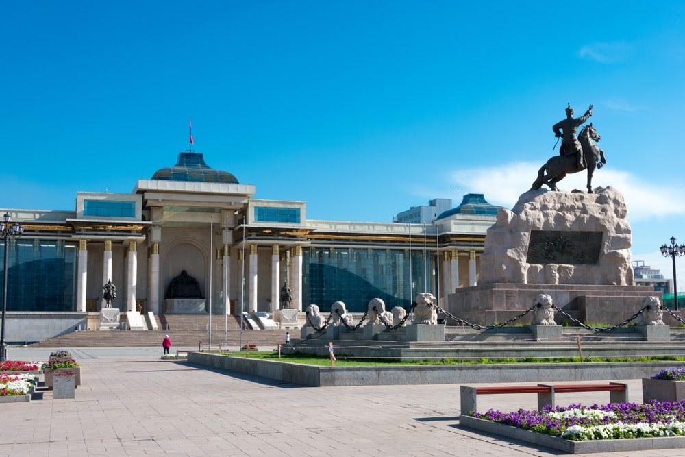 địa điểm lý tưởng du lịch Mông Cổ