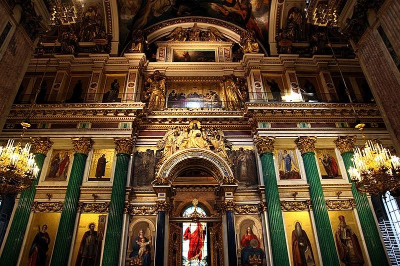 Điểm dừng chân cho những tín đồ nghệ thuật hoặc muốn tìm hiểu về Chính thống giáo ở Nga.
