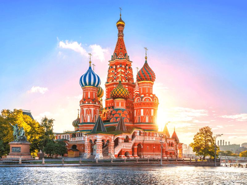 Du lịch nước Nga