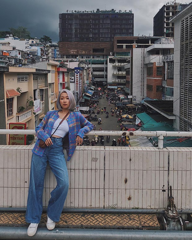 Góc phố HongKong ở Việt Nam cực chill