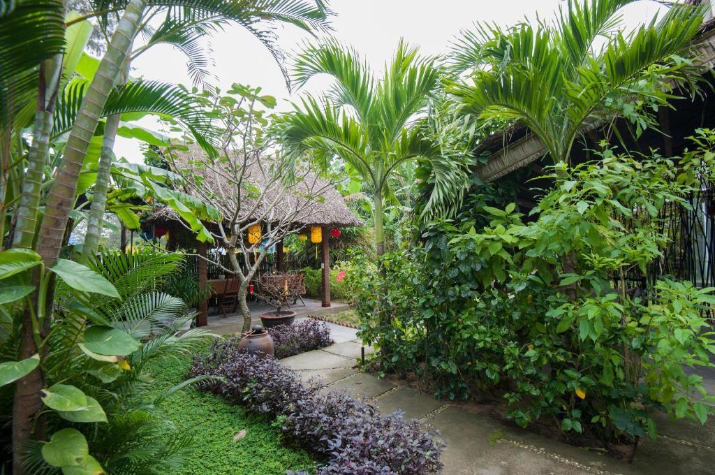 Homestay ở Hội An: An Bang Garden Homestay