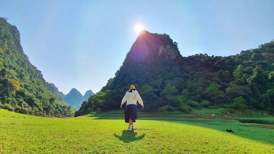 Núi Thủng ở Cao Bằng