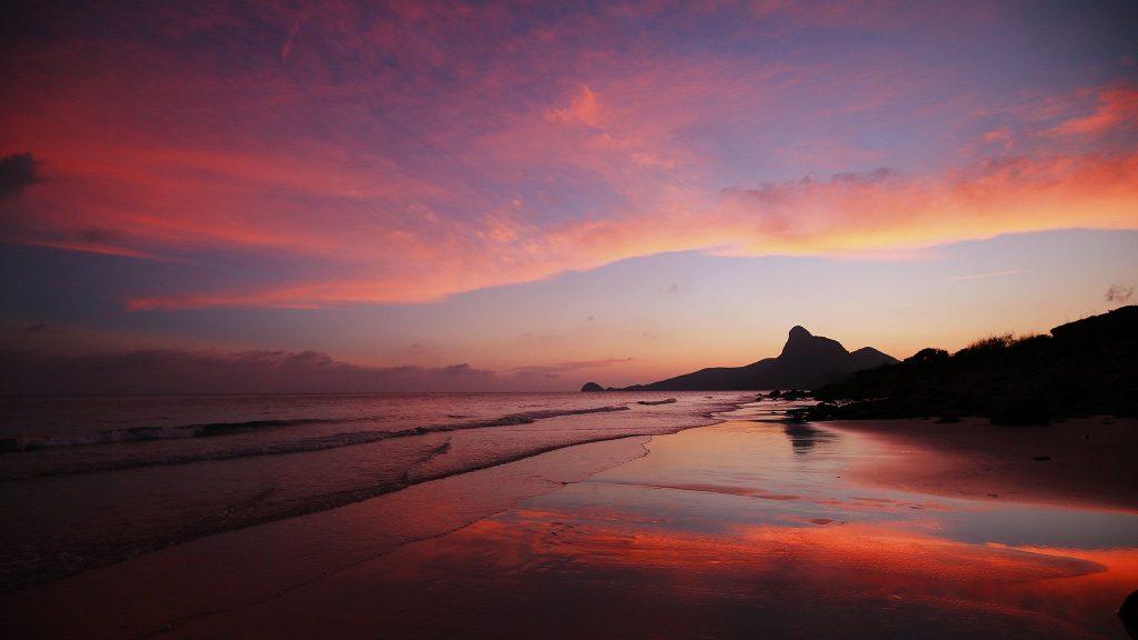 Lần đầu du lịch bãi Nhát Côn Đảo