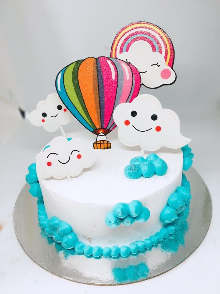 Những chiếc bánh sinh nhật hoành tráng, kỷ niệm những dấu mốc quan trọng