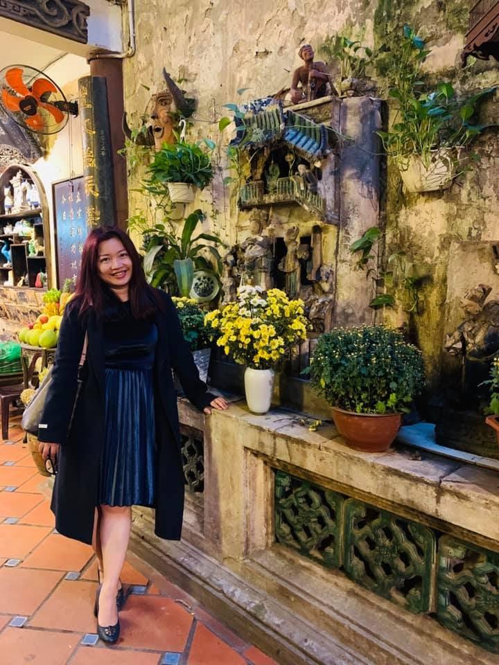 Vườn Phố Cổ Cafe - Quán cafe rooftop Hà Nội với những nét cổ kính