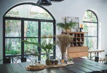 Quán cafe wordshop Sài Gòn