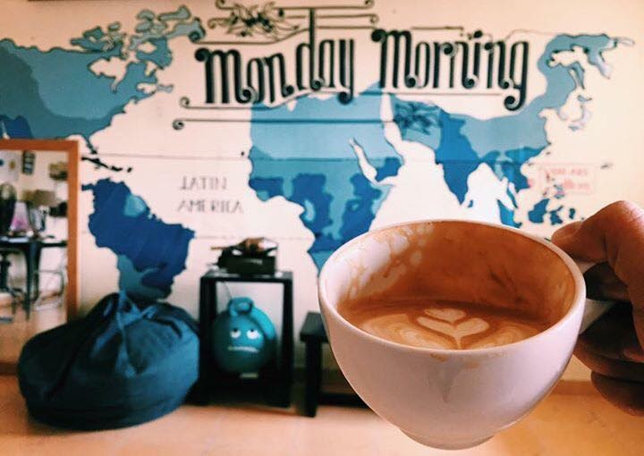 Monday Morning Café