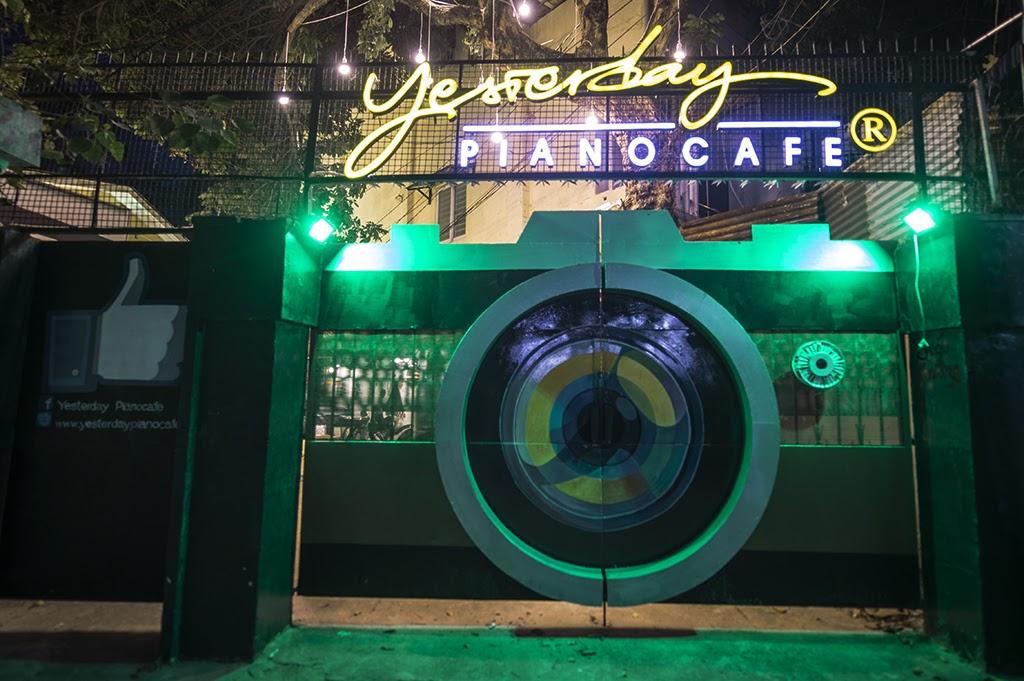 Yesterday Piano Coffee