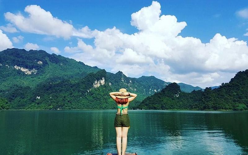 Hồ Na Hang-30-4/1-5 nên đi đâu